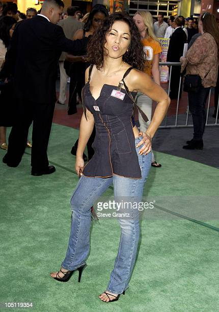 Delilah Cotto during World Premiere Of The Hulk Hollywood at Universal Amphitheatre in Universal City California United States