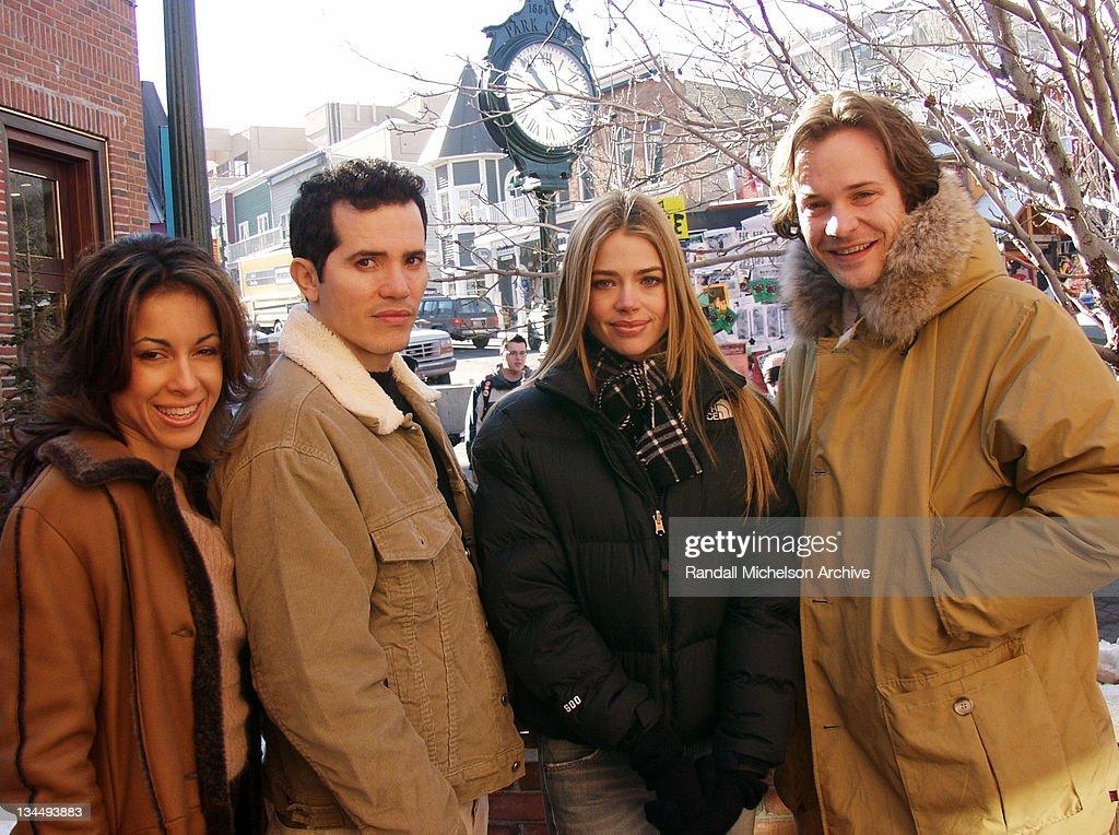 "2002 Sundance Film Festival - ""Empire"" Outdoor Portraits"