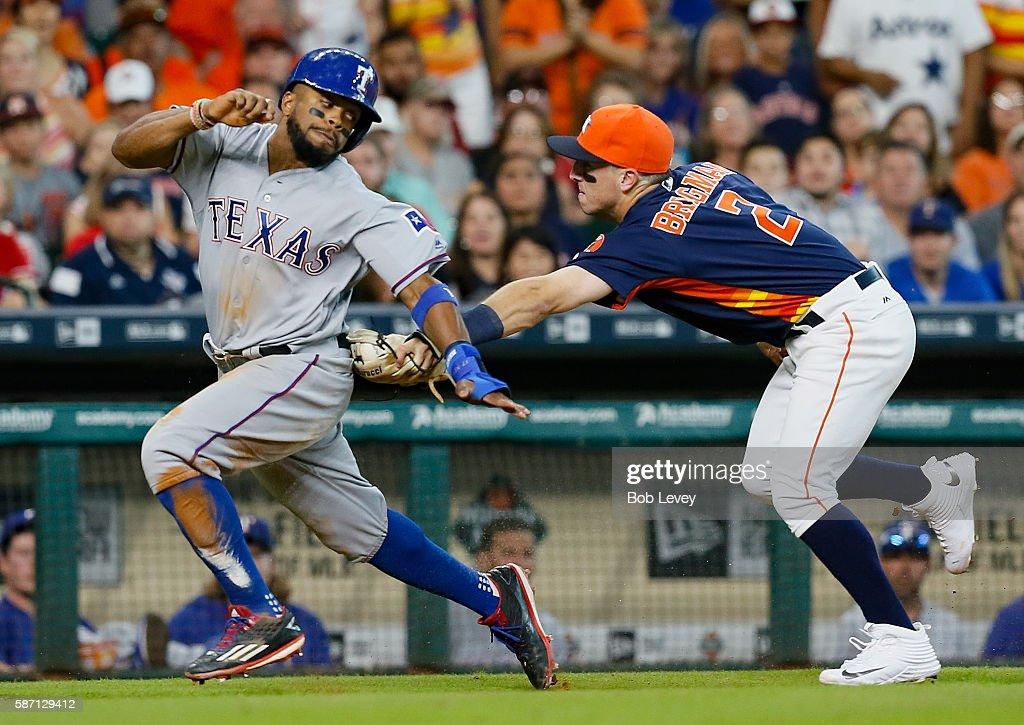 Texas Rangers v Houston Astros : ニュース写真