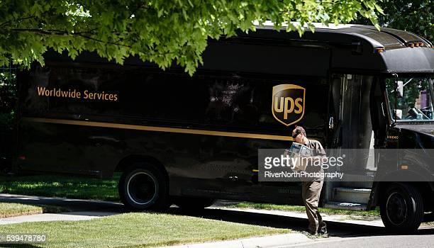 UPS-Lieferung