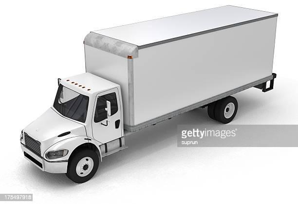 Camião de colocação