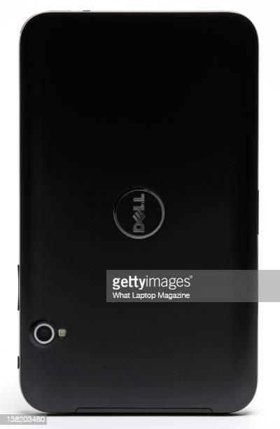 Dell tablet, Bath, February 25, 2011.