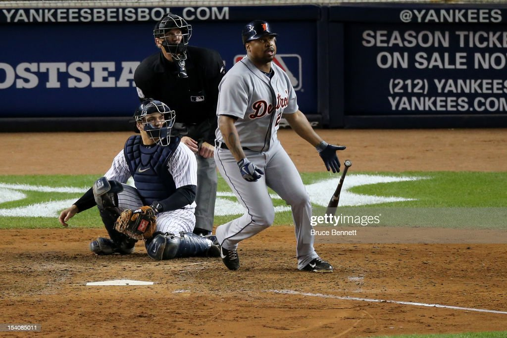 ALCS - Detroit Tigers v New York Yankees - Game One