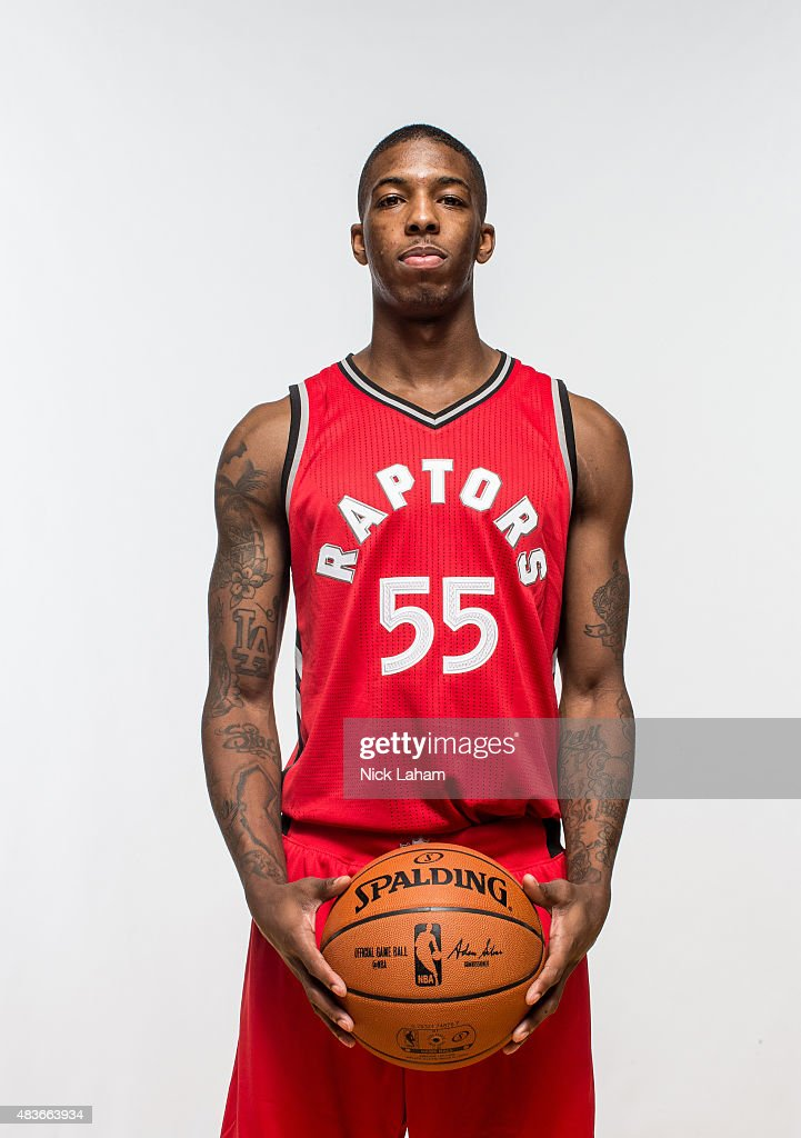 2015 NBA Rookie Photo Shoot