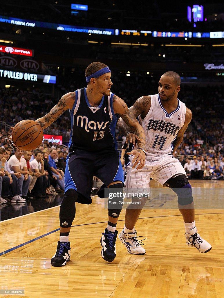 Dallas Mavericks v Orlando Magic : News Photo
