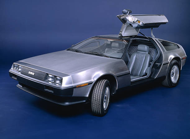 IRL: 21st January 1981 - The First DeLorean Sports Car Is Produced