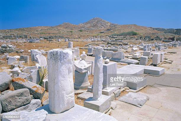 Delos, Cyclades Islands, Greece, Europe