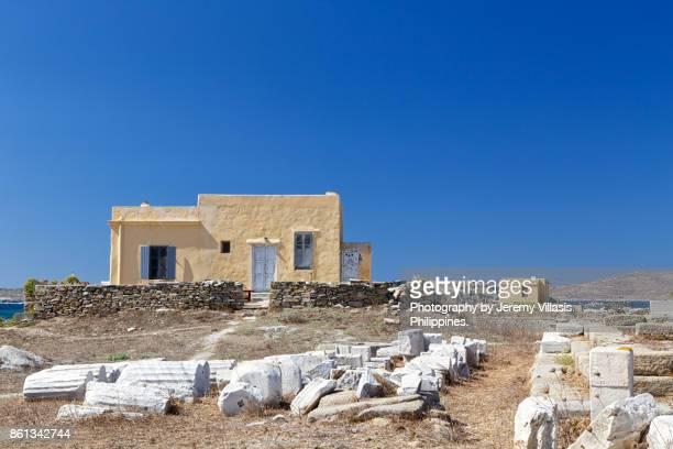 Delos, Cyclades Islands, Southern Aegean, Greece