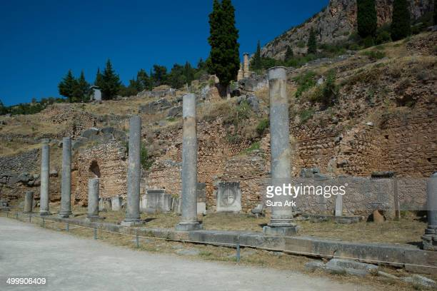 CONTENT] Delphi reached its height in the 4th century BC when large numbers of pilgrims came to ask advice of its oracle The oracle an old priestess...
