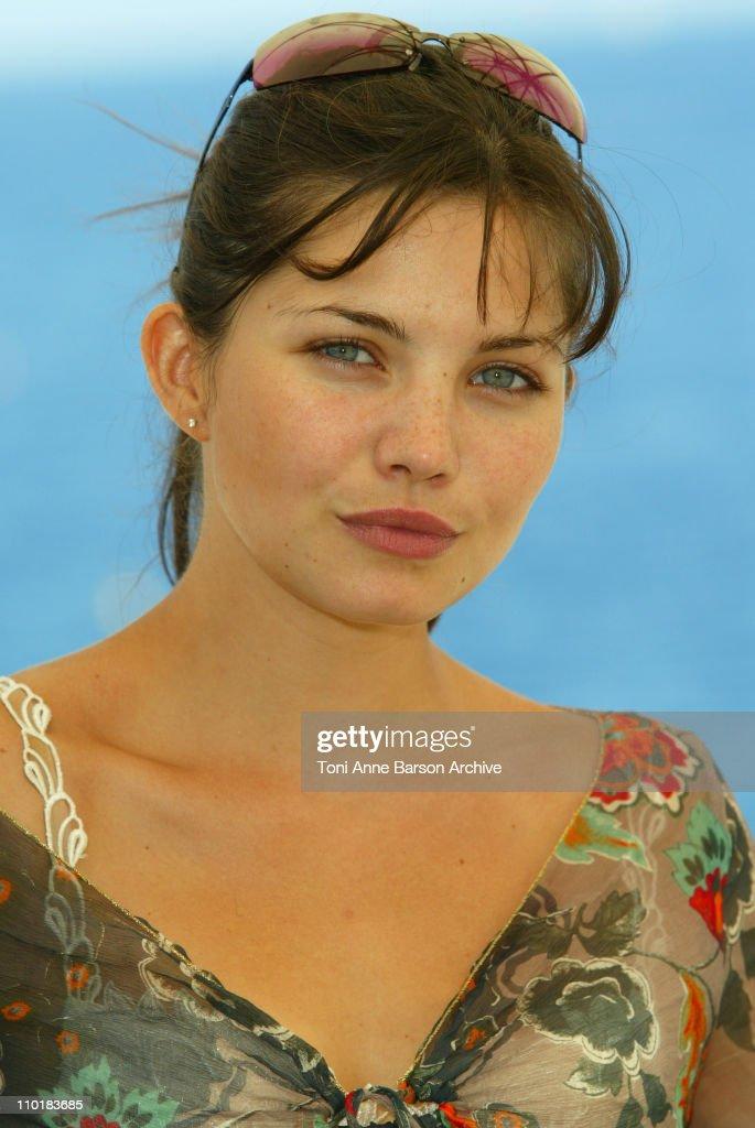2003 Monte Carlo Television Festival - Delphine Chaneac Photocall