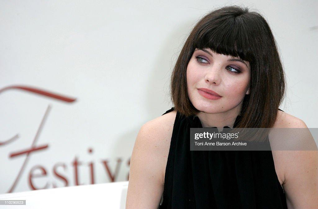 "2007 Monte Carlo Television Festival - ""Madame Hollywood"" Delphine Chaneac"