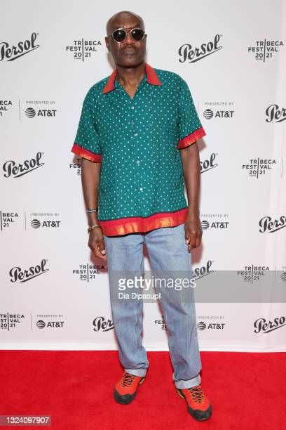 Delroy Lindo attends the Tribeca Festival Awards Night during the 2021 Tribeca Festival at Spring Studios on June 17, 2021 in New York City.