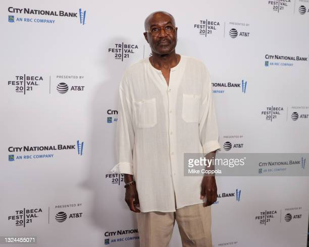 """Delroy Lindo attends the """"Untitled: Dave Chappelle Documentary"""" Premiere during the 2021 Tribeca Festival at Radio City Music Hall on June 19, 2021..."""