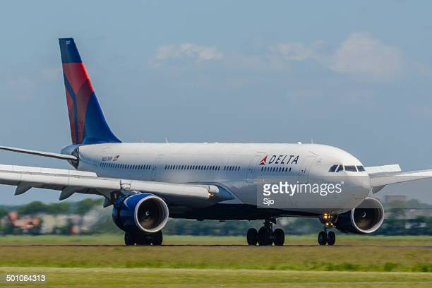 Delta Airlines Airbus A330