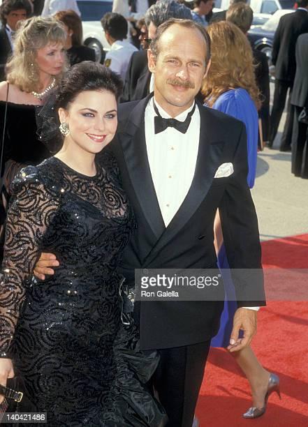 Delta Burke and Gerald McRaney at the 39th Annual Primetime Emmy Awards Pasadena Civic Auditorium Pasadena