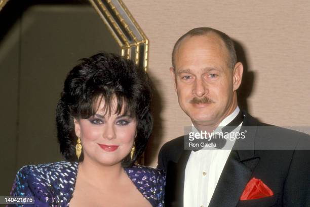 Delta Burke and Gerald McRaney at the 5th Annual American Cinematheque Award Honoring Ron Howard Century Plaza Hotel Los Angeles