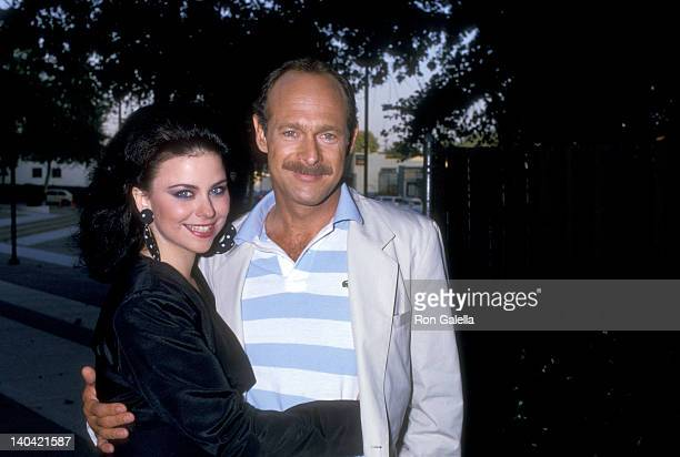 Delta Burke and Gerald McRaney at the Designing Women Party , Pacific Design Center, West Hollywood.