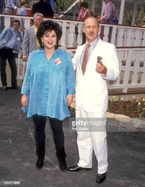 Delta Burke and Gerald McRaney at the Grand Opening Weekend of Dollywood Dollywood Pigeon Forge