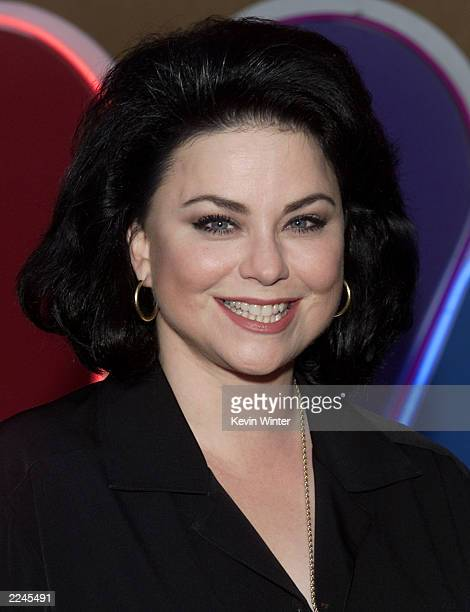 Delta Burke at NBC's party held for the Television Critics Association The party was held at Jillians at Universal City Walk in Los Angeles Ca 7/19/00
