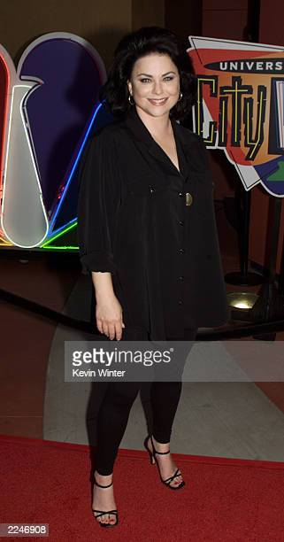 Delta Burke at NBC's party held for the Television Critics Association The party was held at Jillians at Universal City Walk in Los Angeles Ca...