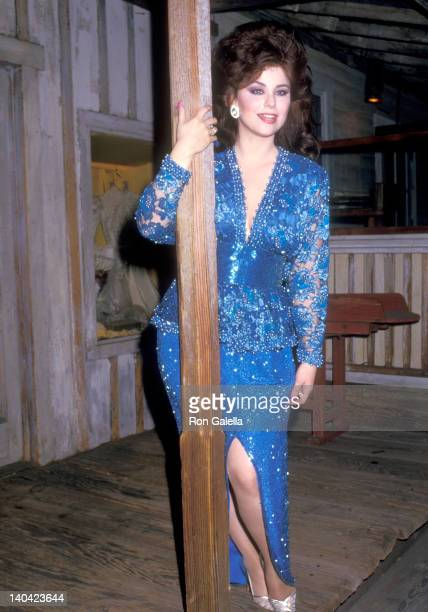 Delta Burke at the 22nd Annual Academy of Country Music Awards Knott's Berry Farm Buena Park