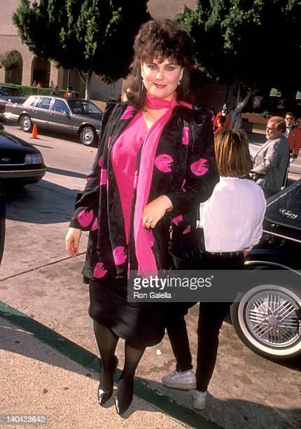 Delta Burke at the 42nd Annual Primetime Emmy Awards Rehearsals Pasadena Civic Auditorium Pasadena