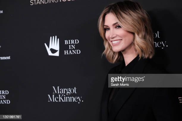 Delta Goodrem attends G'Day USA 2020 at Beverly Wilshire A Four Seasons Hotel on January 25 2020 in Beverly Hills California