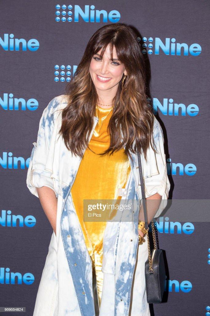 Delta Goodrem attends the Nine All Stars Event on May 16, 2018 in Sydney, Australia.