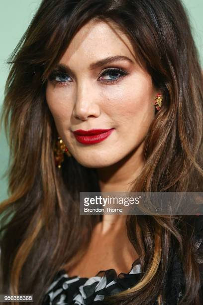 Delta Goodrem attends the Women of Style Awards on May 9 2018 in Sydney Australia