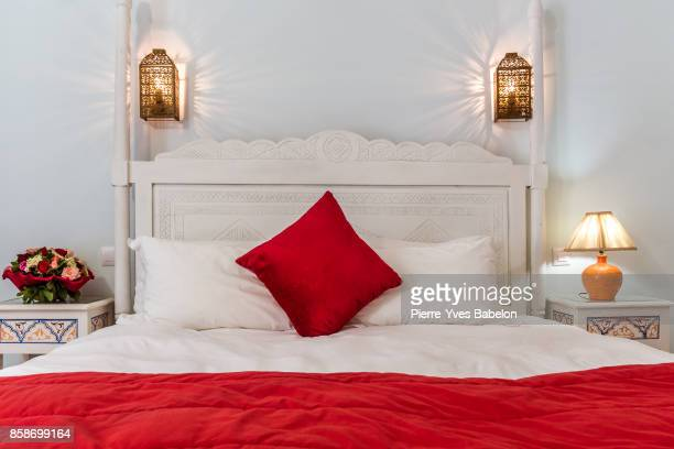 deluxe doube hotel room - wedding guest stock pictures, royalty-free photos & images