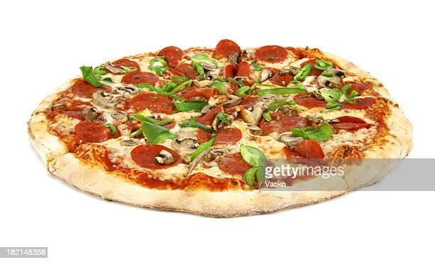 Pizza de luxe – 01