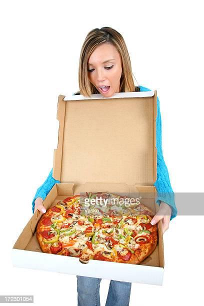 Deluxe Pizza!