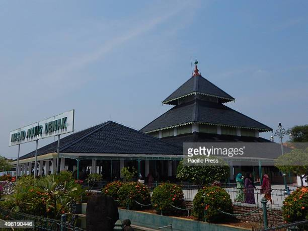 Demak Great Mosque is one of the oldest mosques in Indonesia The mosque is located in the village Kauman Demak Central JavaThousands of Muslims from...