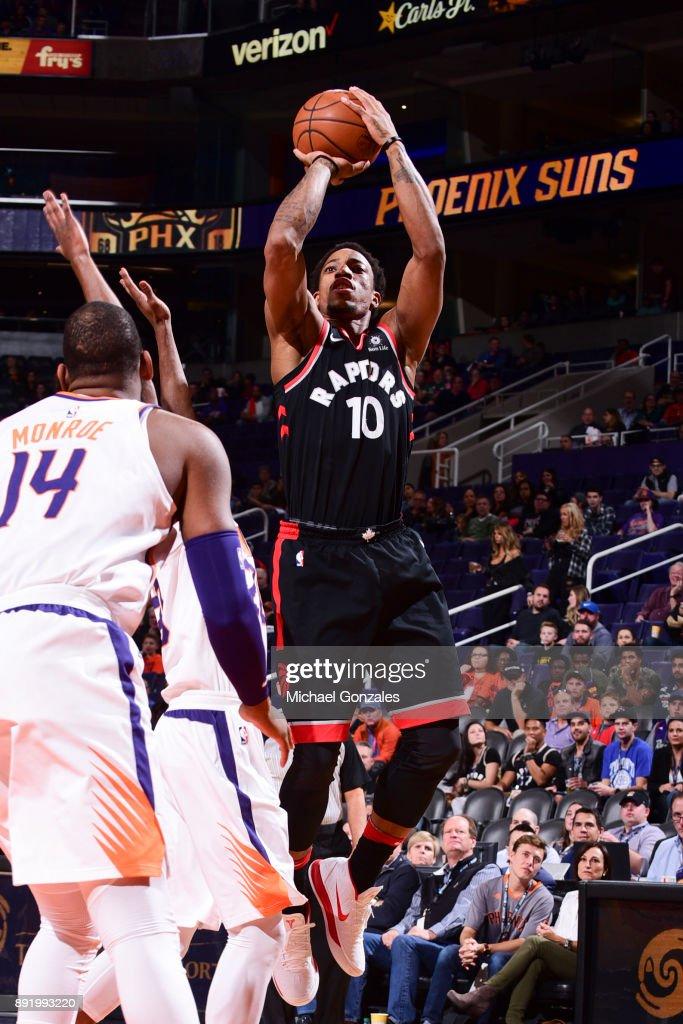 Toronto Raptors v Phoenix Suns