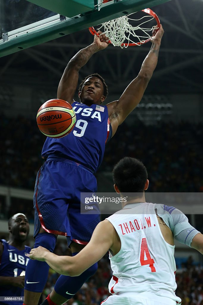 Basketball - Olympics: Day 1