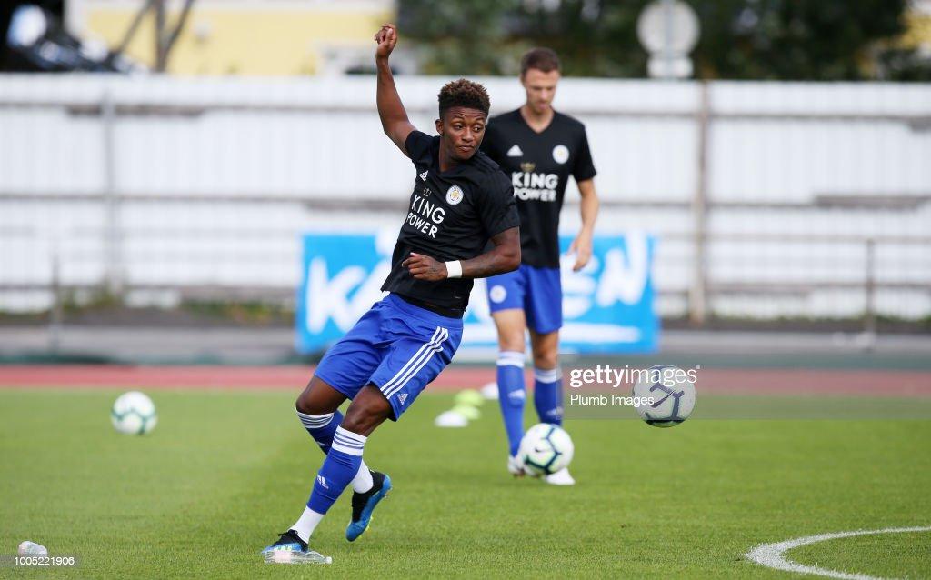 Leicester City v Akhisarspor: Pre-Season Friendly : News Photo