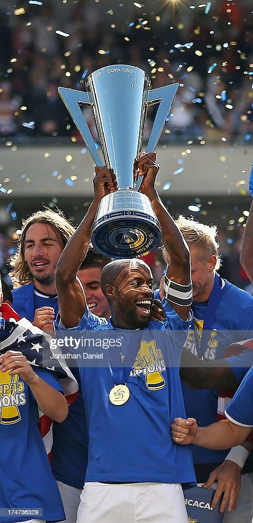 Championship - 2013 CONCACAF Gold Cup : News Photo