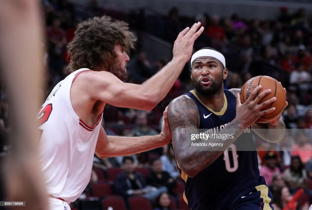 Chicago Bulls vs New Orleans Pelicans     : News Photo