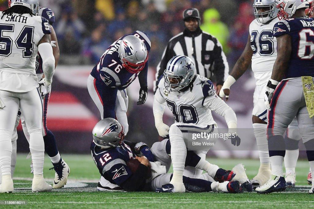 Dallas Cowboys vNew England Patriots : News Photo