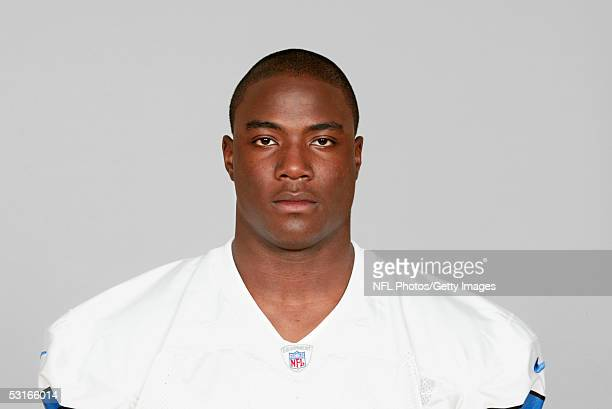 Demarcus Ware of the Dallas Cowboys poses for his 2005 NFL headshot at photo day in Irving Texas