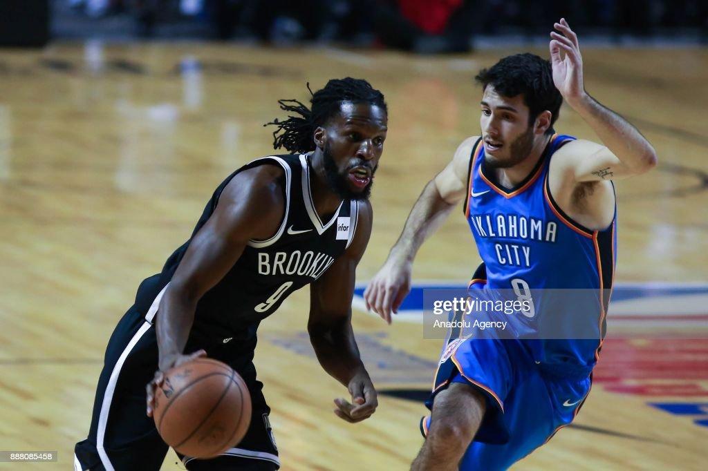 Brooklyn Nets vs Oklahoma City Thunder - NBA : News Photo