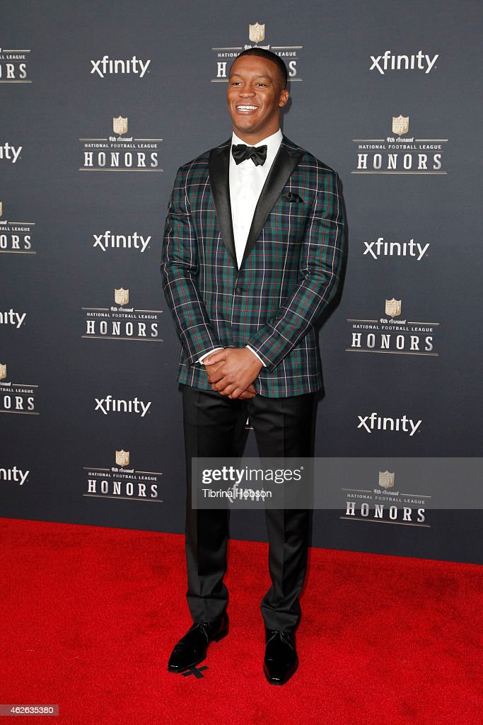 Demaryius Thomas attends the 4th Annual NFL Honors at Phoenix Convention Center on January 31, 2015 in Phoenix, Arizona.