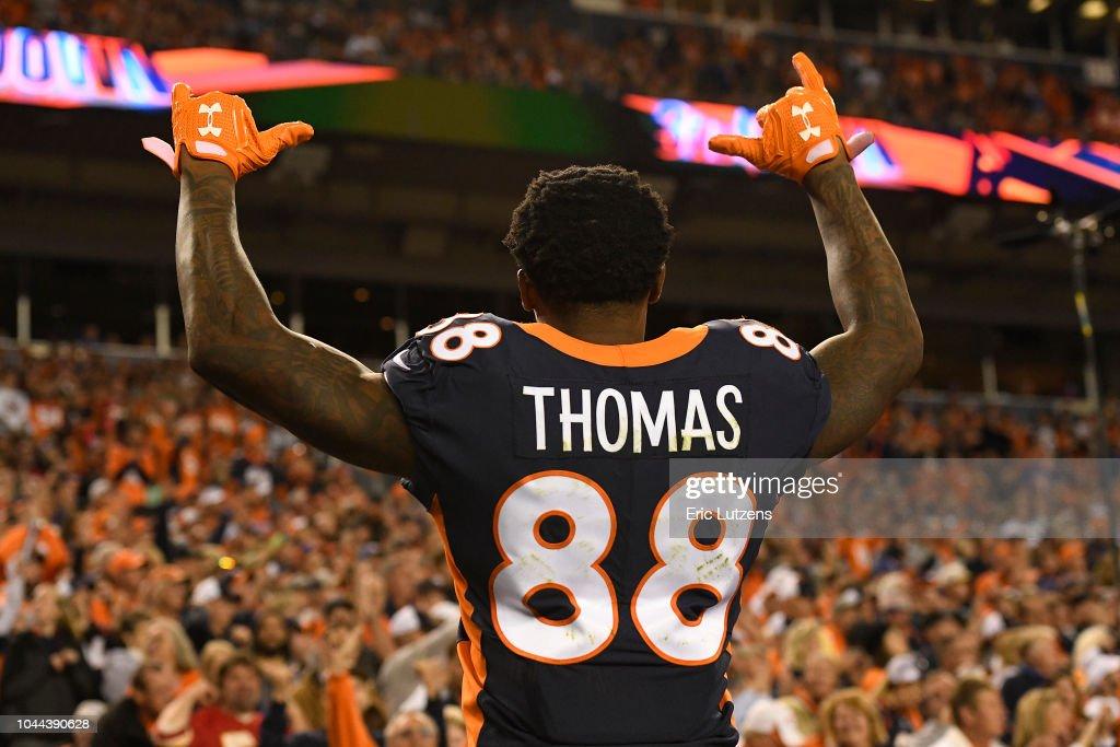Denver Broncos vs. Kansas City Chiefs, NFL Week 4 : News Photo