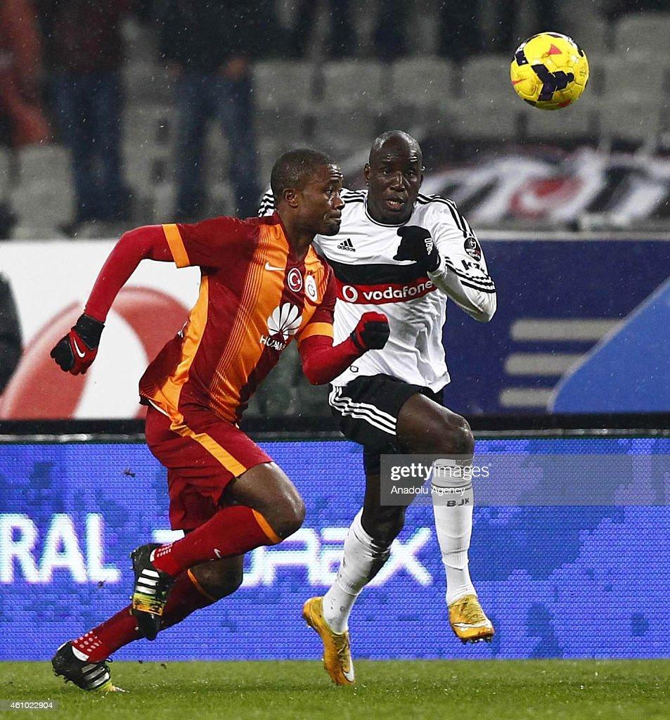 Besiktas v Galatasaray: Turkish Sport Toto Super League