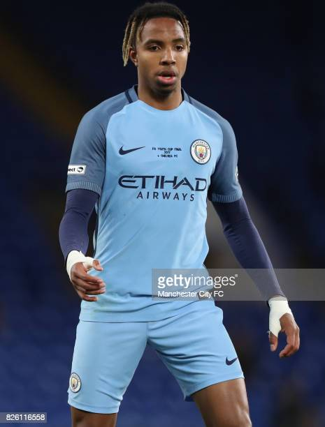 Demeaco Duhaney Manchester City