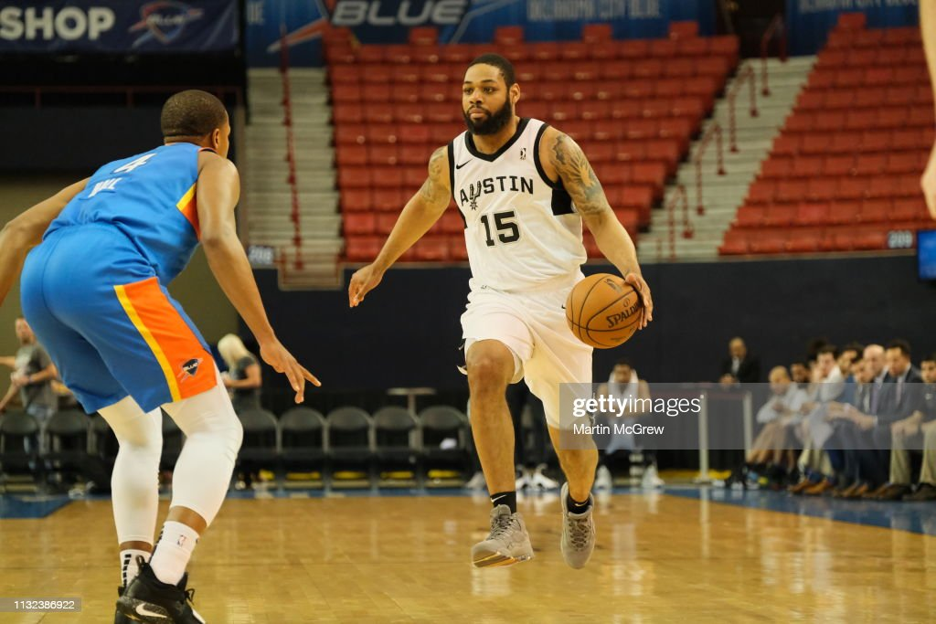 OK: Austin Spurs v Oklahoma City Blue