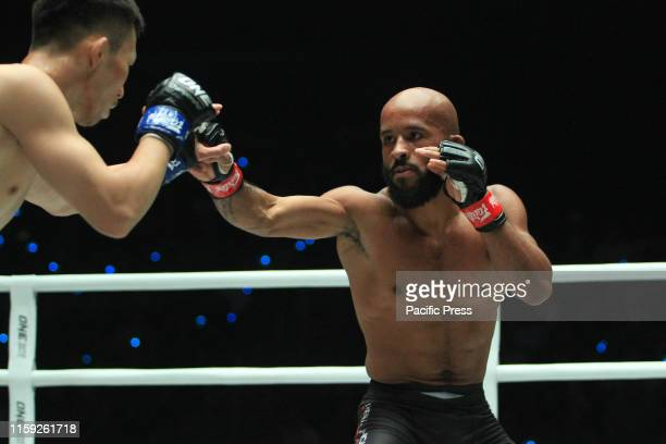 Demetrious Johnson , the pound for pound best MMA fighter in the world, showed a masterclass in combat sports by outlasting Tatsumitsu Wadda of Japan...