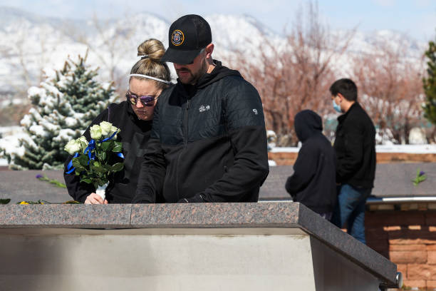 CO: Columbine High School Marks 22nd Anniversary Of Mass Shooting