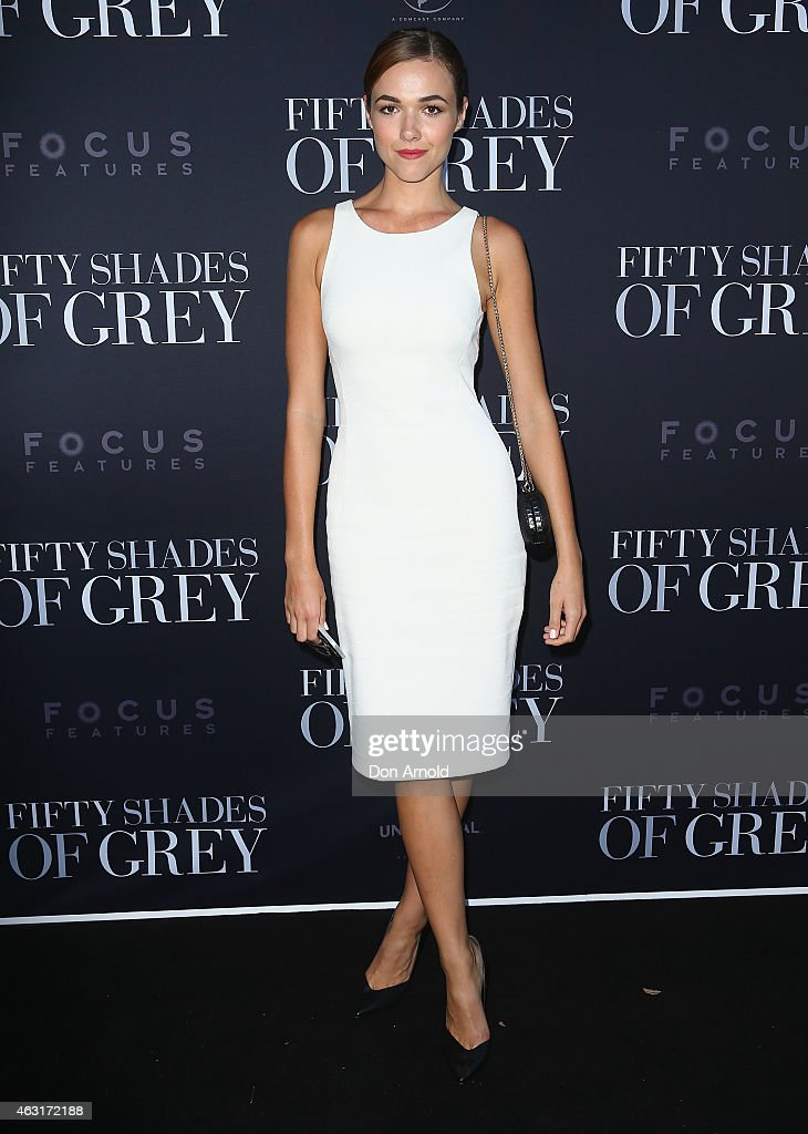 """Fifty Shades Of Grey"" Screening - Arrivals"