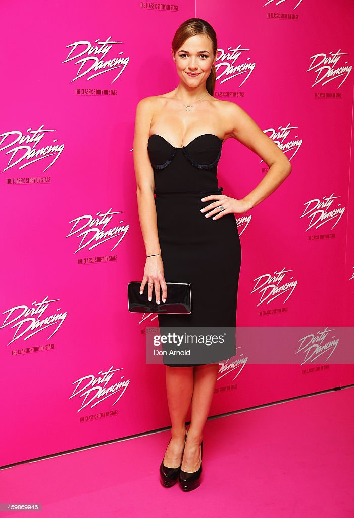 Opening Night Of The 10th Anniversary Tour of Dirty Dancing - Arrivals
